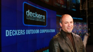 CEO and Chairman of Deckers Outdoor Corp.